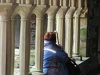 Contemplation at the Cloisters