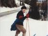 Joan Skiing