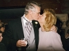 Joan an Robin Kissing